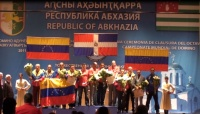 Closure of VIII World Domino Championship in Abkhazia